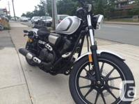 2015 Yamaha Bolt 950 R-Spec. Silver and Black