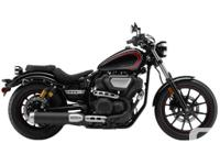 Simple styling, compact layout, V-Twin power and