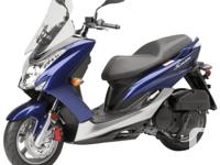 2015 Yamaha SMAX Scooter - Blue * SALE!!!  * $2899