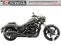 2015 Yamaha Stryker 1300 SE. Low and Mean Chopper