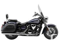 TOUR FEATURES SMOOTHEST V-TWIN GOINGThe V-Star 1300 has