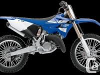 Lightweight, quick and easy to maintain, the YZ125 is a