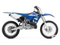 Demo THE INDUSTRY BENCHMARK. The YZ250 is the standard