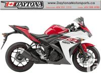 2015 Yamaha YZF-R3 * It's time to ride. Get your R3 now