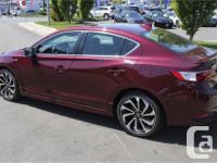 Make Acura Model ILX Year 2016 Colour Red kms 38470
