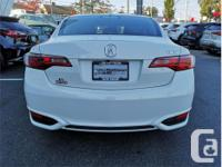 Make Acura Model ILX Year 2016 Colour White kms 48177