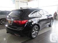 Make Acura Model MDX Year 2016 Colour Black kms 61279