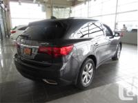 Make Acura Model MDX Year 2016 Colour Grey kms 74441
