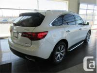 Make Acura Model MDX Year 2016 Colour White kms 72141