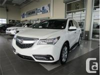 Make Acura Model MDX Year 2016 kms 13912 Trans