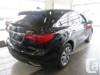 Make Acura Model MDX Year 2016 Colour Black kms 33694