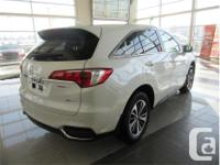 Make Acura Model RDX Year 2016 Colour White kms 23345