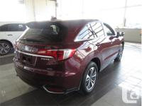 Make Acura Model RDX Year 2016 Colour Red kms 19239