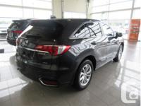 Make Acura Model RDX Year 2016 Colour Grey kms 35124