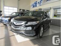 Make Acura Model RDX Year 2016 Colour Black kms 70641