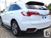 Make Acura Model RDX Year 2016 Colour White kms 28835