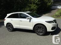 Make Acura Model RDX Year 2016 Colour White kms 31000