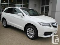 -2016 Acura RDX Tech and Elite Clearance on Now!