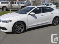 Make Acura Model Tlx Year 2016 Colour White kms 22977