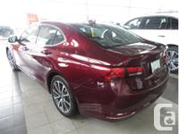 Make Acura Model Tlx Year 2016 Colour Red Trans