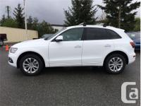Make Audi Model Q5 Year 2016 Colour White kms 12659