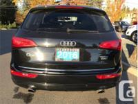 Make Audi Model Q5 Year 2016 Colour Black kms 76893