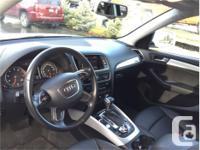 Make Audi Model Q5 Year 2016 kms 45801 Trans Automatic