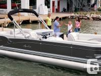 2016 Avalon Catalina EntertainerThe newest addition to