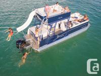 2016 Avalon Paradise Elite FunshipOur double decker