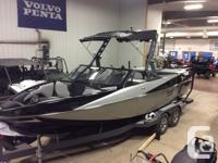This boat landing in dealership Late October. This