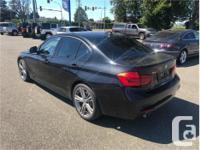 Make BMW Model 3 Series Year 2016 Colour Black kms