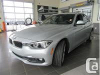 Make BMW Model 328i Year 2016 Colour Silver kms 27793
