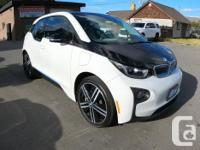 Make BMW Model i3 Year 2016 Colour WHITE kms 39000