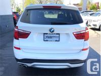 Make BMW Model X3 Year 2016 Colour White kms 49799 for sale  British Columbia