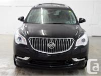 Make Buick Model Enclave Year 2016 Colour Ebony