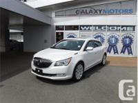 Make Buick Model LaCrosse Year 2016 Colour White kms