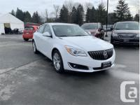 Make Buick Model Regal Year 2016 Colour White kms