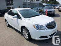 Make Buick Model Verano Year 2016 Colour White kms