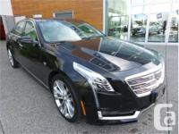 Make Cadillac Model Ct6 Year 2016 Colour Stellar Black