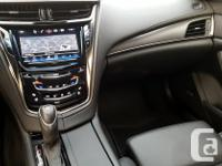 Make Cadillac Model CTS-V Year 2016 Colour Raven Black