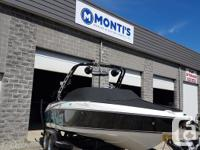 2016 Campion SV3 This performance tow boat brings