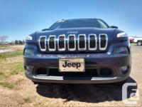 Make Jeep Model Cherokee Year 2016 Colour Blue kms