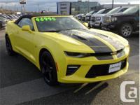 Make Chevrolet Model Camaro Year 2016 Colour Yellow