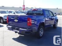 Make Chevrolet Model Colorado Year 2016 Colour Blue