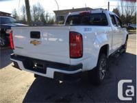 Make Chevrolet Model Colorado Year 2016 Colour White