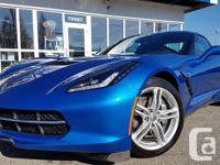 Make Chevrolet Model Corvette Stingray Year 2016