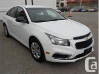 Make Chevrolet Model Cruze Year 2016 Colour White kms