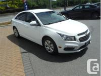Make Chevrolet Model Cruze Year 2016 Colour White kms