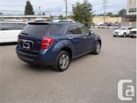 Make Chevrolet Model Equinox Year 2016 Colour Blue kms