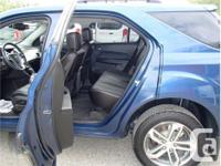 Make Chevrolet Model Equinox Year 2016 Colour Blue kms